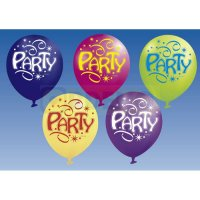 Ballon Party Luftballons