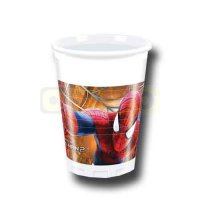 Spiderman Trinkbecher